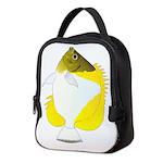 Pyramid ButterflyFish C Neoprene Lunch Bag