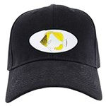 Pyramid ButterflyFish C Baseball Hat