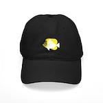 Pyramid ButterflyFish C Baseball Hat