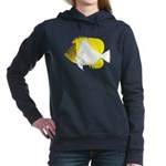 Pyramid ButterflyFish C Women's Hooded Sweatshirt