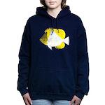 Pyramid ButterflyFish C Women's Hooded Sweatshirt