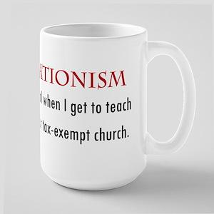 Creationism Mugs