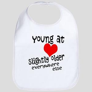Young at Heart Bib