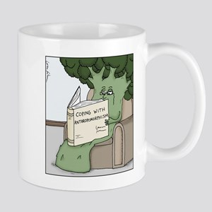 Coping with Anthropomorphism 11 oz Ceramic Mug