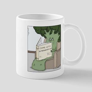 Coping with Anthropomorphism 11 oz Ceramic Mug