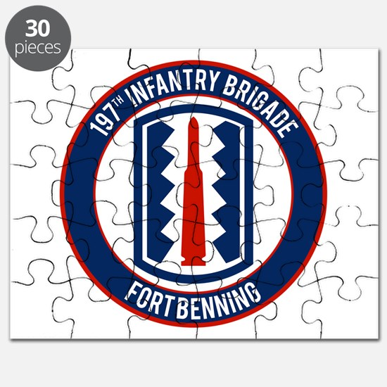 197th Infantry post Puzzle