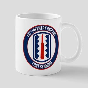 197th Infantry post Mug