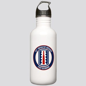 197th Infantry post Stainless Water Bottle 1.0L
