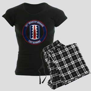 197th Infantry post Women's Dark Pajamas