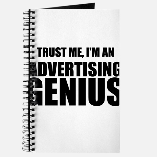 Trust Me, I'm An Advertising Genius Journal