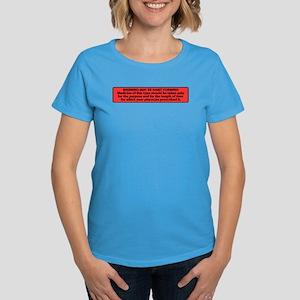 May Be Habit Forming Women's Dark T-Shirt