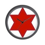 EOD Mobile Unit 2 Wall Clock
