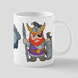 Thor With Odin Mugs