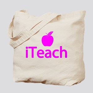 Gifts for Teachers - iTeach Tote Bag