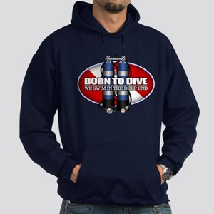 Born To Dive (ST) Hoodie