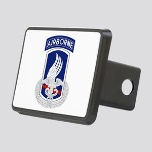 173rd Airborne CFMB Rectangular Hitch Cover
