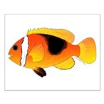 Fire Clownfish Posters
