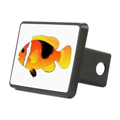 Fire Clownfish Hitch Cover