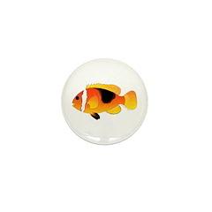 Fire Clownfish Mini Button (100 pack)