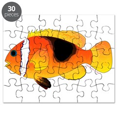 Fire Clownfish Puzzle