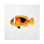 Fire Clownfish Queen Duvet