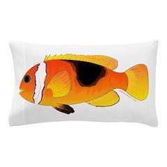 Fire Clownfish Pillow Case