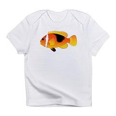 Fire Clownfish c Infant T-Shirt