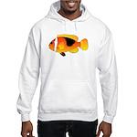 Fire Clownfish c Hoodie