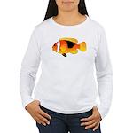 Fire Clownfish c Long Sleeve T-Shirt