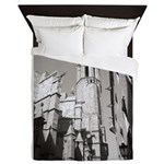 Gargoyles of La Catedral Queen Duvet