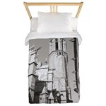 Gargoyles of La Catedral Twin Duvet
