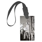 Gargoyles of La Catedral Large Luggage Tag