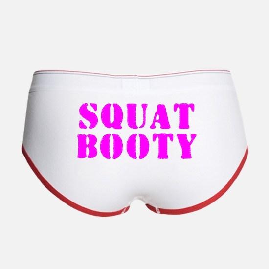 Squat Booty Women's Boy Brief