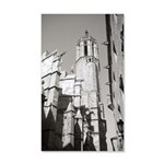 Gargoyles of La Catedral 20x12 Wall Decal