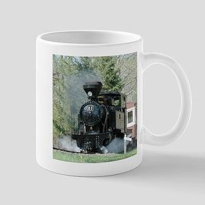 Steam Locamotive Mugs