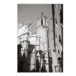 Gargoyles of La Catedral Postcards (Package of 8)