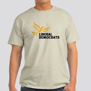 Liberal Democrats Light T-Shirt