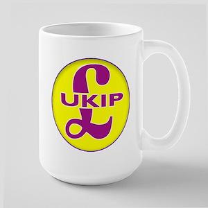 UKIP Large Mug