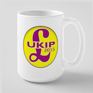 UKIP 2015 Large Mug