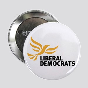 "Liberal Democrats 2.25"" Button"