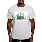 Ash Grey Unicoi Springs T-Shirt