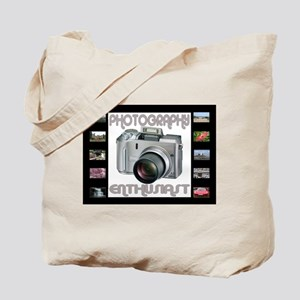...Photography Enthusiast... Tote Bag