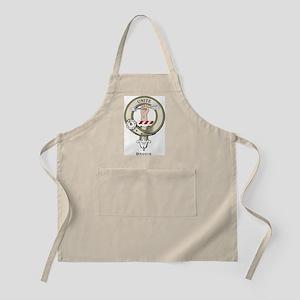Brodie Clan Badge Apron