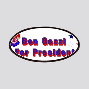 Ben Gazzi For President Patches