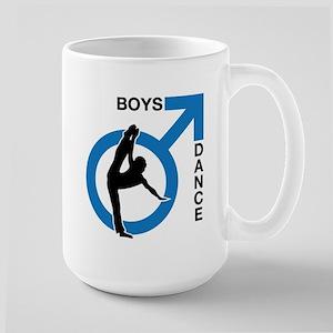 Boys Dance 1 Mugs