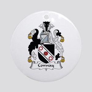 Conway Ornament (Round)