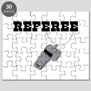 Referee Whistle Puzzle