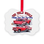 The Texas Whale - 2014 Ornament