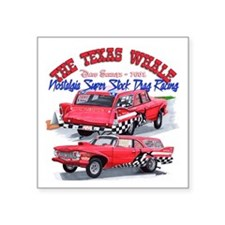 The Texas Whale - 2014 Sticker