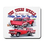 The Texas Whale - 2014 Mousepad